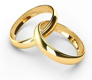 Verighete placate cu aur