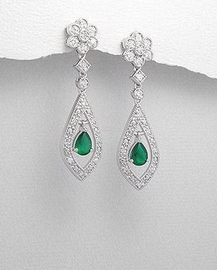 prima rata online de vânzare intra online Bijuterii argint piatra verde | Blog | SilverZone.ro