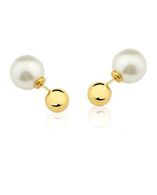 Cercei Double Pearl
