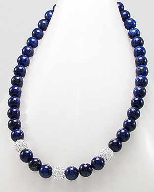 bijuterii albastre