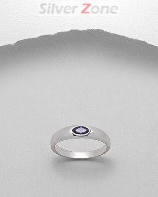 Inel din argint 925 cu piatra