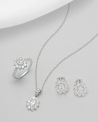 bijuterii cubic zirconia