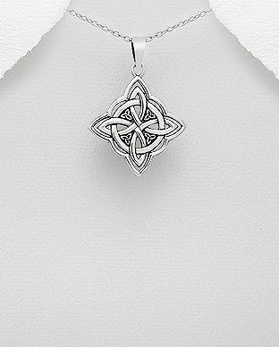 bijuterii simbol triquetra