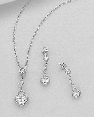 bijuterii din argint nunta