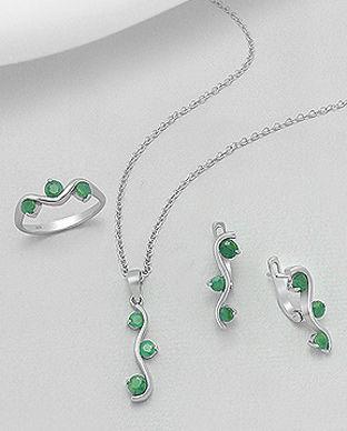 smarald bijuterii