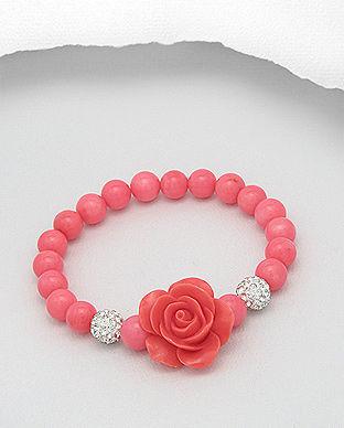 bratara trandafir