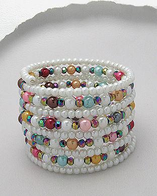 bijuterii colorate