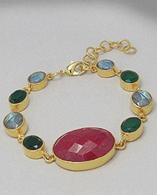 bijuterii okacate cu aur