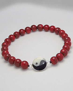 bijuterii Yin-Yang simboluri
