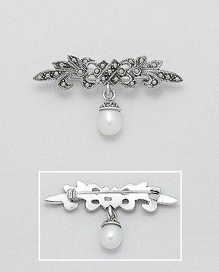 brose argint 925