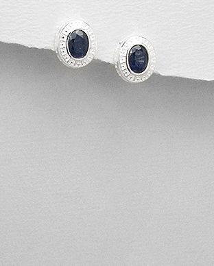 bijuterii safir albastru
