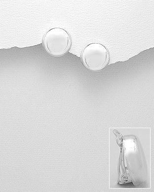 cercei argint inchizatoare clips