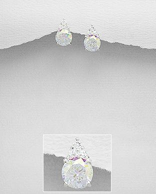 bijuterii din argint mireasa