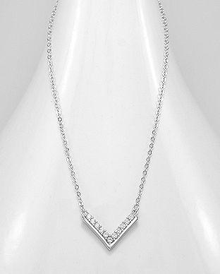 bijuterii stil minimalist argint