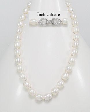 bijuterii perle colier