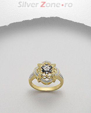 bijuterii safir negru