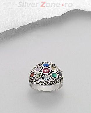 inel argint