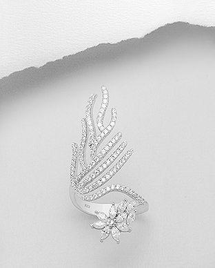 bijuterii argint zirconiu