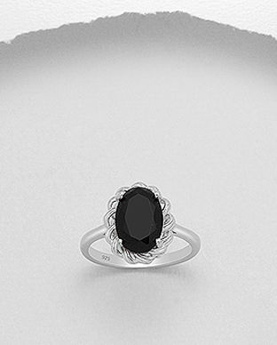inel negru