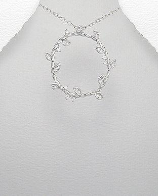 bijuterii coronita argint