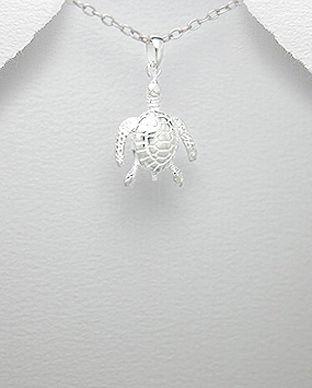 bijuterii argint testoasa